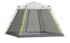 Coleman 10 x 10 Instant Screened Shelter - http://www.campingandsleepingbags.com/coleman-10-x-10-instant-screened-shelter/
