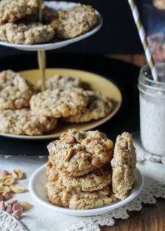 Salted Peanut Butterscotch Oatmeal Cookies | Community Post: 25 Decadent Cookies To Put On Your Holiday Wish List