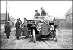 The Imperial Garage - the Tsar and His Cars - Blog & Alexander Palace Time Machine