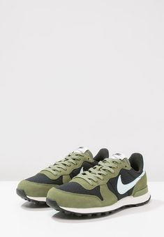 competitive price 5d66a f96d7 INTERNATIONALIST - Sneakers - black glacier blue palm green sail    Zalando.se 🛒