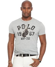 Polo Ralph Lauren Big and Tall Athletic T-Shirt