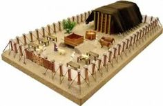 Build your own #Tabernacle model in one hour using this template. Happy #Sukkot!