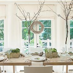 Give a Twist On Tradition - 101 fresh christmas decorating ideas - Southern Living