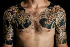 Japanese tattoo by taki tsan '#japanesesleevetattoo#japanesetattoo#japanese#tattoo