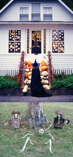 2012 Home Decorating Ideas for Halloween   House Decorating Ideas www.housedecoratingidea.com496 × 1066Search by image Decorating Small House Garden with Mini Spa