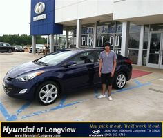 #HappyBirthday to Crescencio  Tovar from Philip Grace at Hyundai of Longview!
