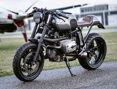 BMW R1100S by Moto Adonis