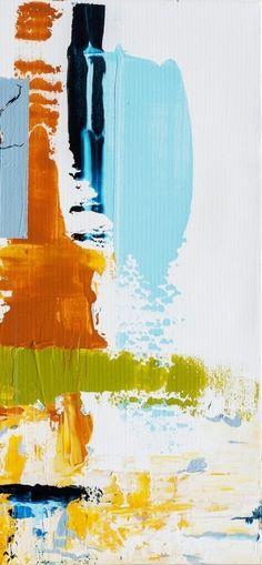 ציור, ציור מופשט, תמונה, אומנות, ציור אקריליק על בד, העץ ליד כביש מספר אחד, דורית רוף, צבע , חדוות היצירה, הרמוניה, Abstract Painting , DORIT RUFF , צבע