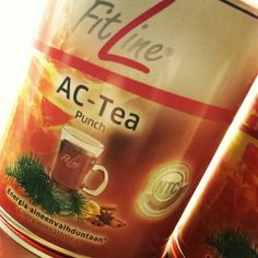 My favorite AC- Punch Tea!