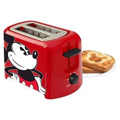 Disney® Mickey Mouse 2 Slice Toaster : Target