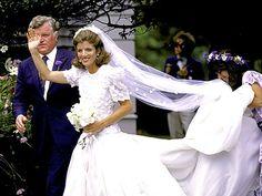 Celebrity Wedding Dress Photos - Best Photos of Celebrity Weddings - Good Housekeeping