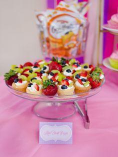 Fruit tarts #fruit #tarts