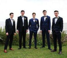 Groomsmen, Peckham Rye - Great Britain Wedding  http://caratsandcake.com/theconnollys