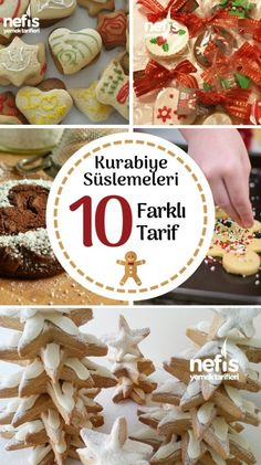 Cookie decorations are very popular recently. Here are 10 different recipes with inspiring cookies a Yummy Recipes, Best Dinner Recipes, Spicy Recipes, Yummy Food, Baked Cod, Oven Baked, Nougat Recipe, Mashed Potato Pancakes, Amish Chicken