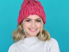 Whether you like it or not, you're going to have to wear a hat to keep warm this winter, but your hair doesn't have to suffer for it.