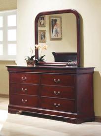 Coaster Louis Philippe 6 Drawer Dresser