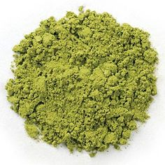 Matcha - This is the first matcha I've ever had, and it's wonderful. It's creamy, grassy, bright.. Something different that any tea lover should try at least once. Full of flavor and nutrition as well, as you drink the powdered tea leaves themselves.