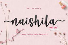 Naishila Script - Creative Fabrica