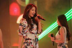 #©heeDon2_ Park Ji Yeon, T Ara Jiyeon, Drama Queens, Kimono Top, Concert, Women, Fashion, Moda, Fashion Styles