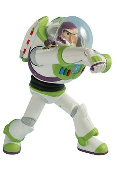 To infinity and beyond.  Respect your toys... they might be alive