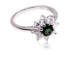 Tourmaline Ring. I had a ring exactly this shape that I loved!