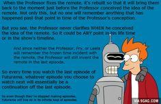 Futurama's ending was beautiful.