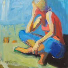 Listening by Melinda Lomax Cootsona