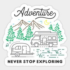 The Family Adventure - Never Stop Exploring Outdoors - Never Stop Exploring Outdoor - T-Shirt | TeePublic.  Experience the Family Adventure - Never Stop Exploring Outdoors. Take your family and friends who love traveling and head towards the mountains. Time for a vacation or holiday to have fun and see the sun. Spend the day hiking or relaxing at the beach. A great design for men and women, brother and sister, or husband and wife. Family Adventure, Greatest Adventure, Outdoor Stickers, See The Sun, Beach Shirts, Never Stop Exploring, Have Fun, Explore, Outdoors