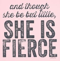 <3. This reminds me of my niece, Alexis when she was a baby. She's 17 & still FIERCE! Love u!