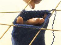 Tricoter facilement des chaussettes - buttinette - loisirs créatifs
