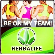 Be on my team ask me how!!! goherbalife.com/aprilmayfaris
