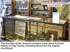 Clay County Museum & Historical Society