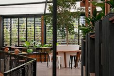 The Gully - Studio Nine Architects Tea Tree, Architects, Studio, Plants, Projects, Room, Furniture, Home Decor, Log Projects