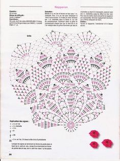 Exceptional Stitches Make a Crochet Hat Ideas. Extraordinary Stitches Make a Crochet Hat Ideas. Filet Crochet, Débardeurs Au Crochet, Crochet Doily Diagram, Crochet Dollies, Crochet Doily Patterns, Crochet Chart, Crochet Home, Thread Crochet, Crochet Flowers