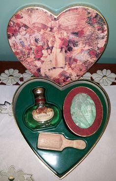 Coty L'Effleur 1.25 oz Cologne Spray + 3.0 oz Perfume Bath Crystals NEW Gift Set #Coty