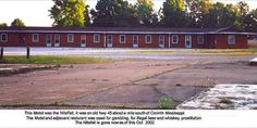 Buford Pusser state line motel Corinth Mississippi, Dixie Mafia, Walking Tall, Sheriff, Motel, View Image, Old Photos, Country Roads, True Stories