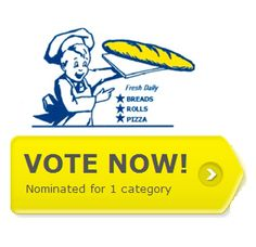 We've been nominated for Best Bakery in PHL17's Philly Hot List. Please help us get to No 1...many thanks!