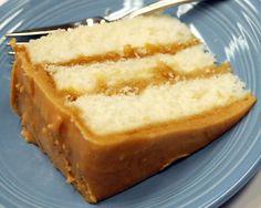 Southern Caramel Cake https://www.facebook.com/photo.php?fbid=171585632995552=a.130825290404920.30569.130807550406694=1