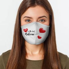 This mask covers your nose and mouth and is secured with elastic bands that wrap around the ears. There are 2 layers of fabric for added filtration.Made with a soft polyester fabric that is easy to breathe through. They are washable and reusable. Diy Mask, Diy Face Mask, Face Masks, Maskcara Beauty, Fashion Face Mask, Mouth Mask, Mask Design, Mask Making, Tapas
