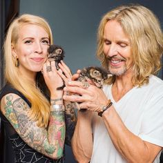 Holy crap!  The Kitten Lady is Tommy Shaw's daughter....  Squeeeeeeee!
