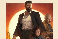 The Claws are Out in the New Logan IMAX Poster