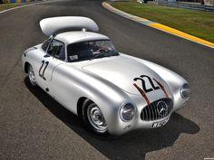 Mercedes 300sl lemans prototype w194 1952