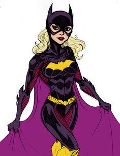 Batgirl Sketch By Lucianovecchio by Kenkira on DeviantArt Dc Batgirl, Batwoman, Alex And Maggie, Starfire And Raven, Female Villains, Comic Book Girl, Stephanie Brown, Barbara Gordon, Comics Universe