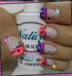 Nails in the French style - - Get Nails, Love Nails, Pretty Nails, Hair And Nails, Fingernail Designs, Nail Polish Designs, Nail Art Designs, French Nails, Nagel Hacks