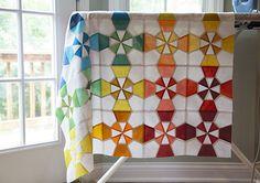 Lighthouse Quilt Top Ready! - Fresh Lemons Modern Quilts
