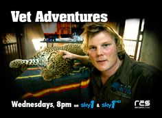 A TV crew followed Luke on his travels for a year, filming the series Vet Adventures (aka The World Wild Vet). This is the blog that Luke and the crew kept up during filming. Travel For A Year, His Travel, Student, Adventure, Guys, Film, Tv, Blog, Movie
