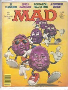 Mad Magazine No.281 September 1988