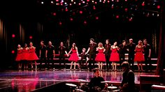 Glee nationals YAY and they WON