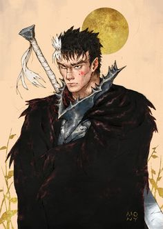Berserk Guts Artist :unknown
