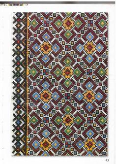 Cross Stitch Kits, Cross Stitch Designs, Graph Design, Blackwork, Embroidery Patterns, Needlework, Folk, Carpet, Miniatures